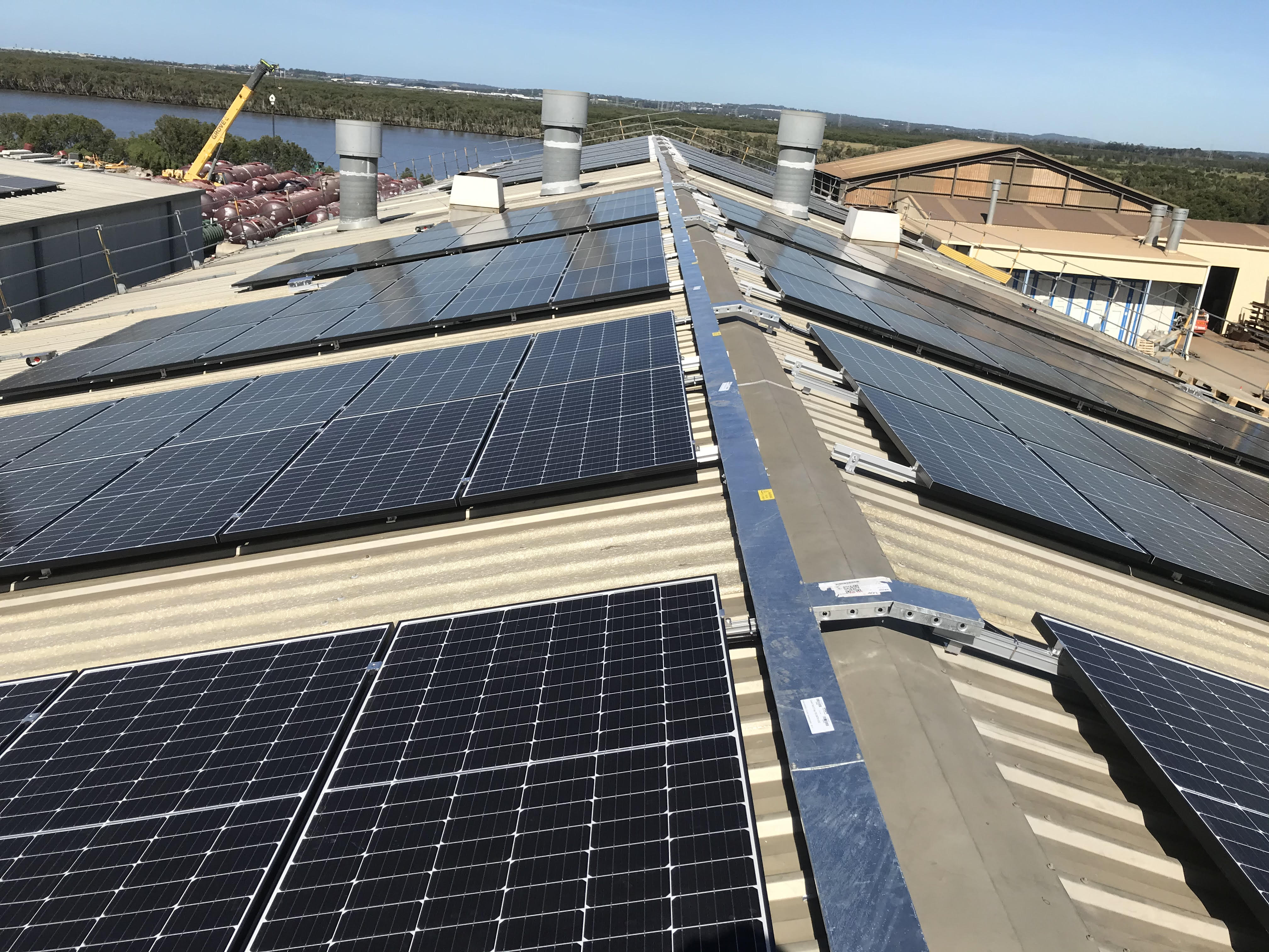 Commerical-Solar-Factory